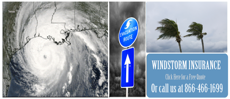 Don't Be Caught Without Windstorm Insurance Coverage!