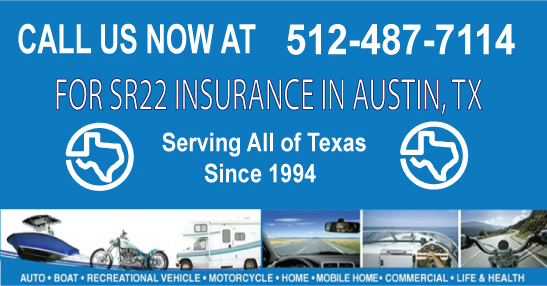 Insurance Plus Agencies (512) 487-7114 is your SR22 Insurance Agent in Austin, TX