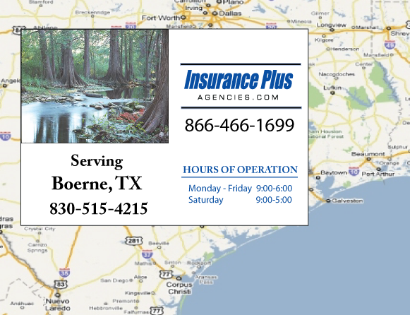 Insurance Plus Agencies of Texas (830)515-4215 is your Event Liability Insuance Agent in Boerne, Texas.