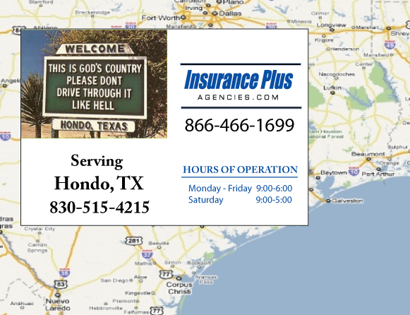 Insurance Plus Agencies of Texas (512)487-7114 is your Commercial Liability Insurance Agency serving Lakeway, Texas.