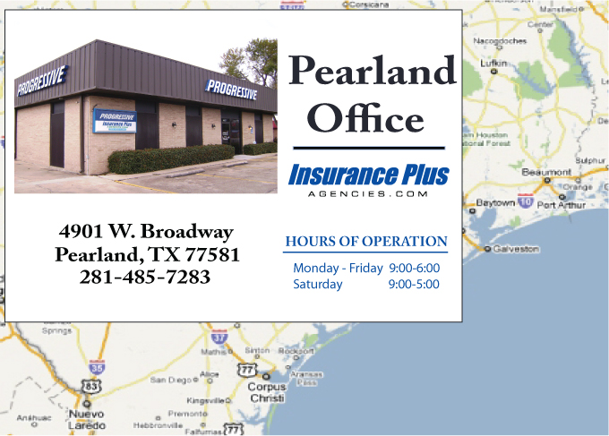 Insurance Plus Agencies of Texas (281)485-7283 is your Commercial Liability Insurance Agency serving Pearland, Texas. Call our dedicated agents anytime for a Quote. We are here for you 24/7 to find the Texas Insurance that's right for you.
