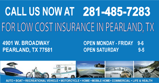 Auto Insurance in Pearland, Tx