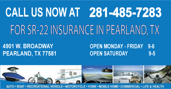 Cheap Suspended License Insurance in Pearland, TX